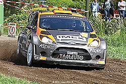 Jeroen Swaanen wint ELE Rally 2015