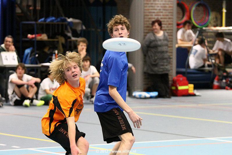 pre-NJK Ultimate Frisbee
