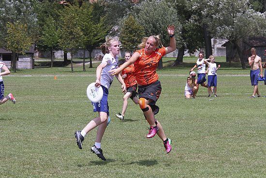 EYUC2014 - Nederland - Groot-Brittannië, U17 meisjes