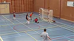 MHC Leusden D4 - Almere D4